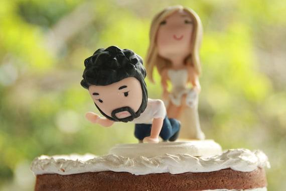 Divorce cake topper divorce party single single life | Etsy