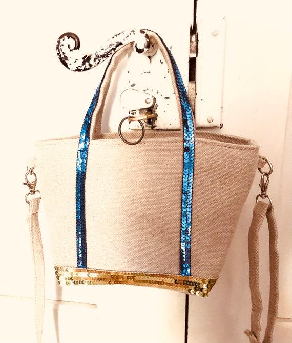 Vanessa Bruno style baby tote bag