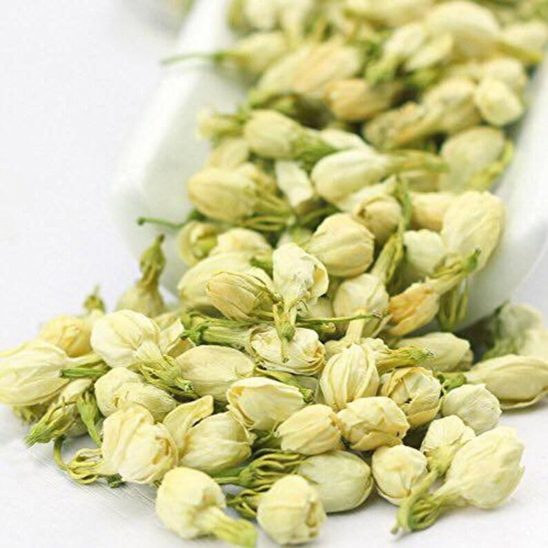 Organic Dried Jasmine Jasmine Tea DIY Dried Jasmine image 0