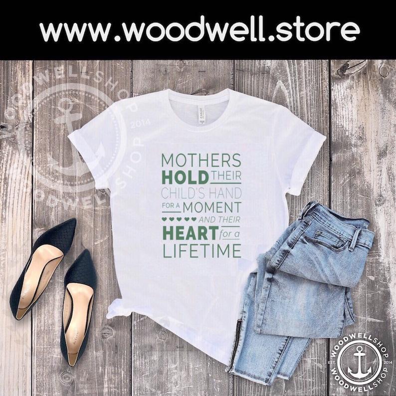 Mom Tshirt Mothers Day Shirt Gift for Mom Grandma Shirt image 0