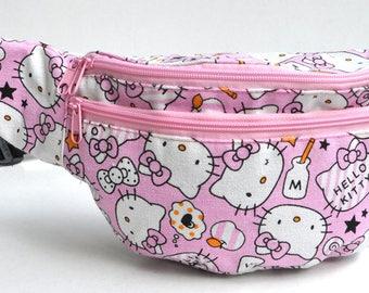 Budget Fanny Pack Hello Kitty hip bag b42cdafd30ea9