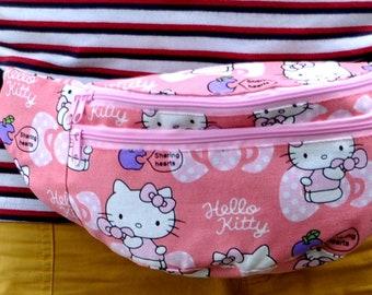 Fanny Pack Hello Kitty hip bag cba9d3256d434