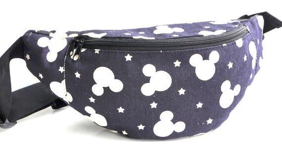 Fanny Pack 4 kids blue mouse bum bagwaist bagbelt baghip  4f6853b854c6c