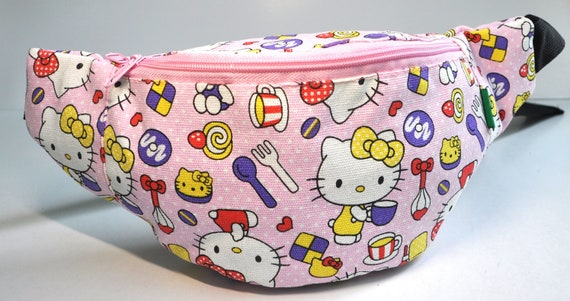 Fanny Pack 4 kids Hello Kitty bum bagwaist bagbelt  54e254d427f46