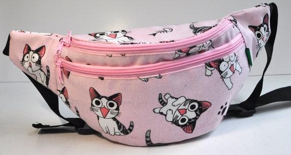 Fanny Pack Cats hip bagbum bagwaist bagbelt baghip  c4a7ea6f03e90