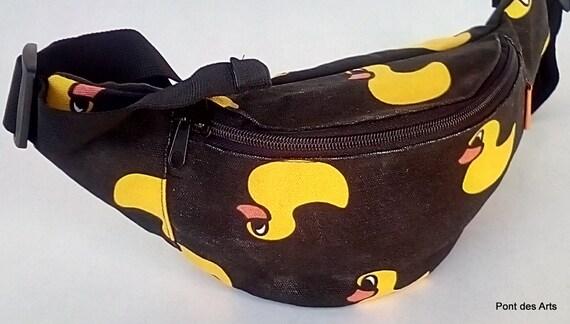 Fanny Pack yellow Duck 4 kids bum bagwaist bagbelt  275a58f874e6a