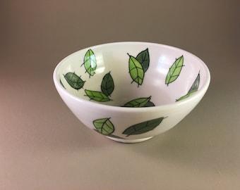 pottery bowl, porcelain, wheel thrown, hand made, handmade, wedding gift, ceramic