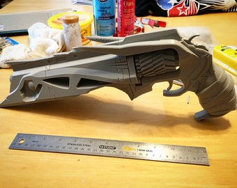 Thorn Hand Cannon - Unfinished 3D plastic, puzzle