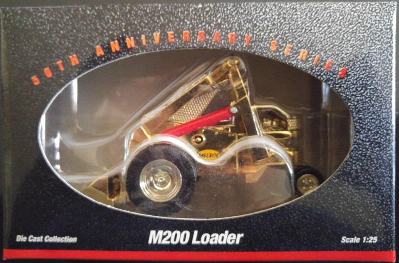 Vintage Melroe M200 Loader 50th Anniversary Model