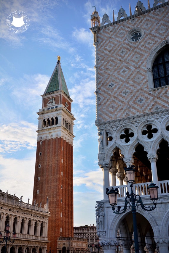 Heart of Venice-Piazza San Marco photographic prints.