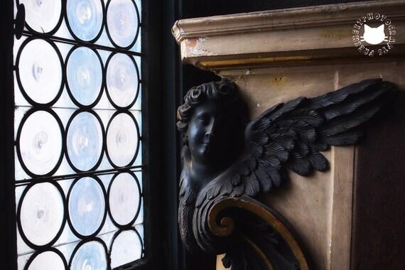 Genoa-Angelorum Gloriae photographic prints.