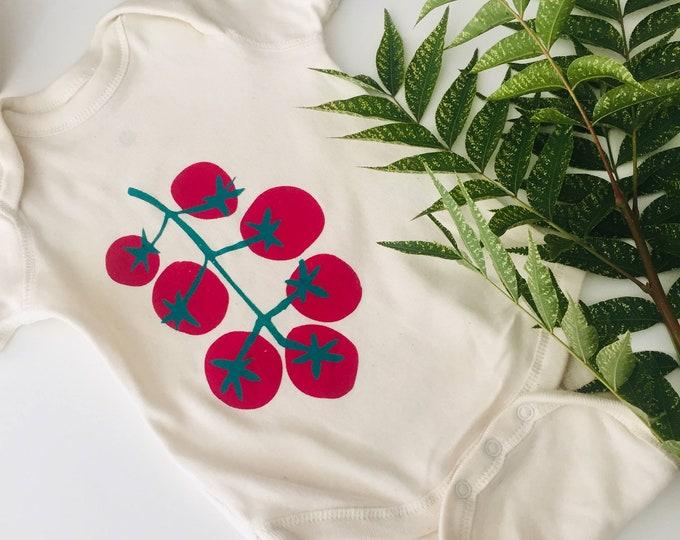 Tomatoes - Baby Bodysuit