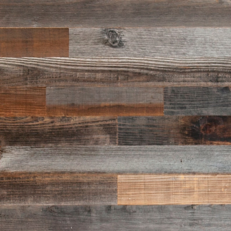 Reclaimed Barn Wood 3 Wide Planks 40 Square Feet Etsy