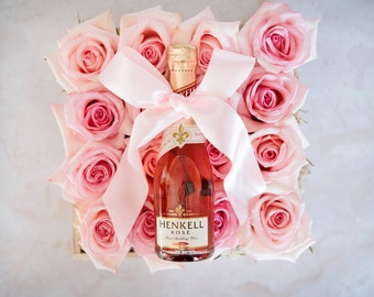 Champagne and Roses Giftset