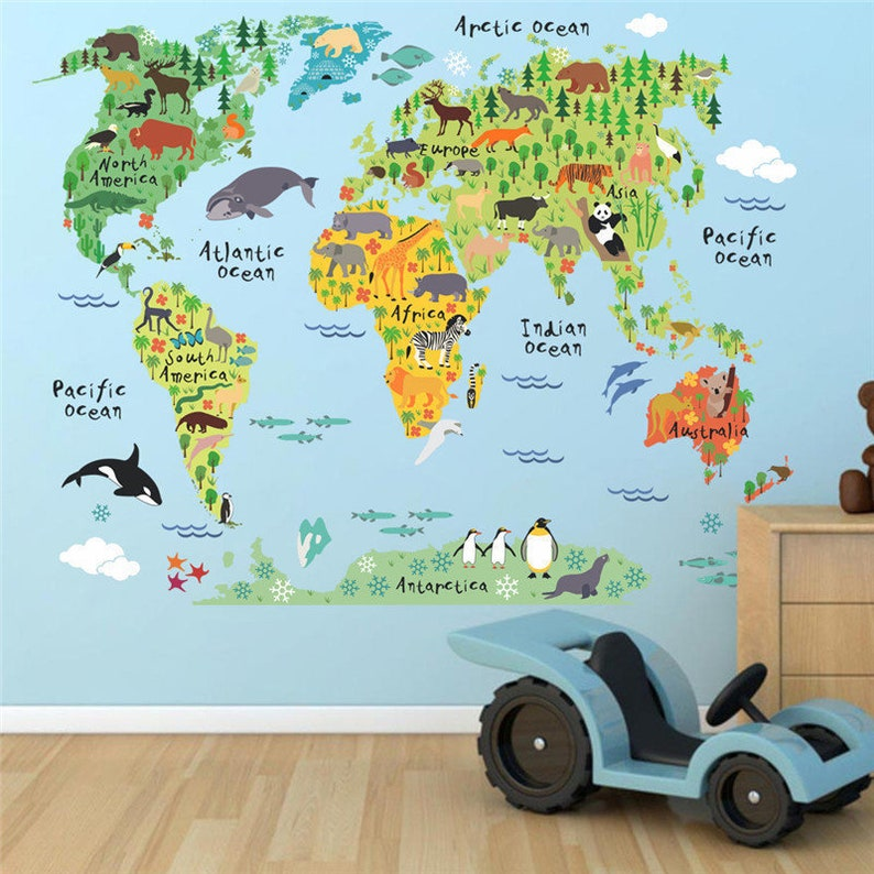 World Map Wall Decal, World Map Decal, World Map Sticker, EUROPE &ASIA on world map wall set, world map of the wall, india wall sticker, world vinyl art decals, world wall decal, world map wall graphics, world map on wall, world wall sculpture, calendar wall sticker, world maps for your wall, world map wall vinyl, world map removable sticker, world map wall paint, world watch urban outfitters, compass wall sticker, world map wall canvas, world map wall covering, world map wall decoration, paris eiffel tower wall sticker, world map wall mural,
