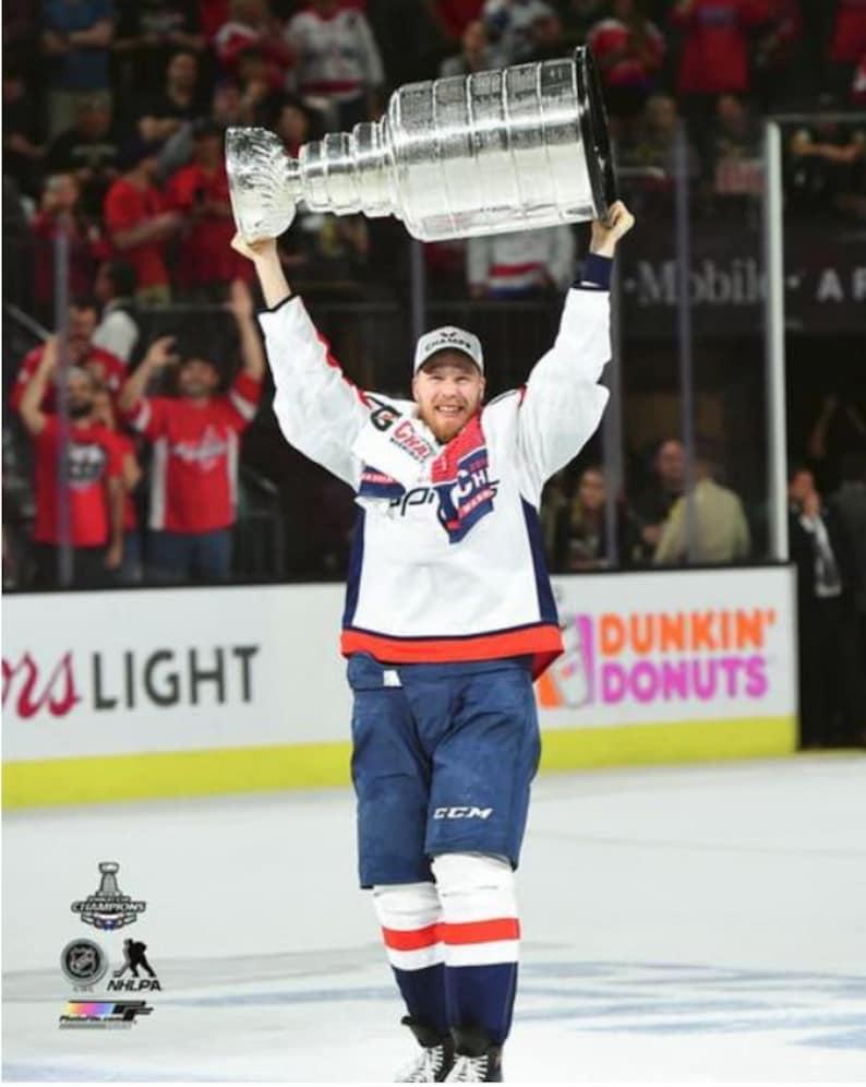 7a68d75a773f86 Lars Eller Washington Capitals 2018 Stanley Cup Champions 8x10 | Etsy