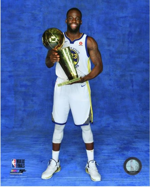 Draymond Green 2018 Golden State Warriors NBA Champions Finals  5103f3f10