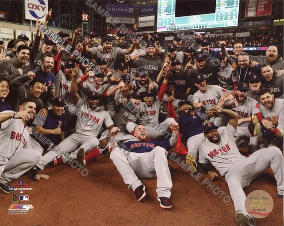 Boston Red Sox Celebrate 2018 ALCS Champions Licensed  35be05452