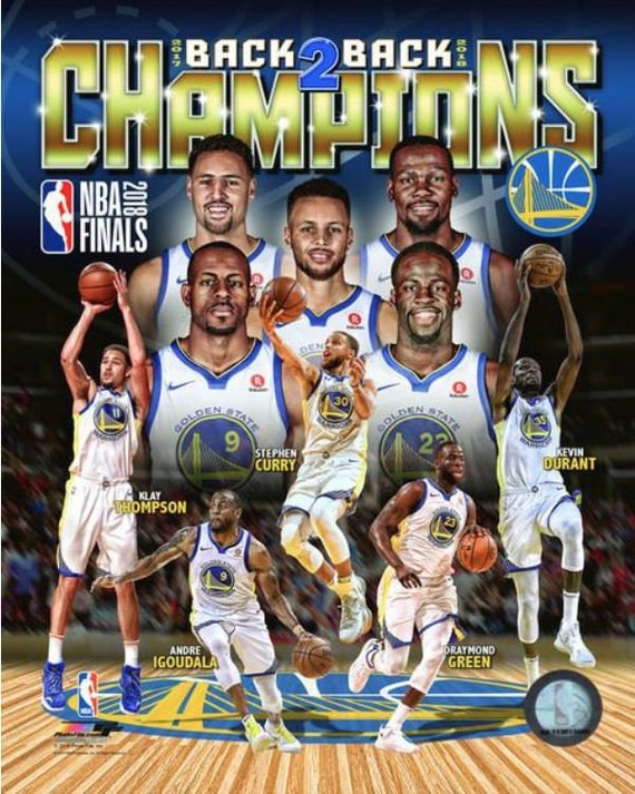 sneakers for cheap 588c4 5dade 2018 Golden State Warriors NBA Champions Finals Team Composite 8x10 Photo