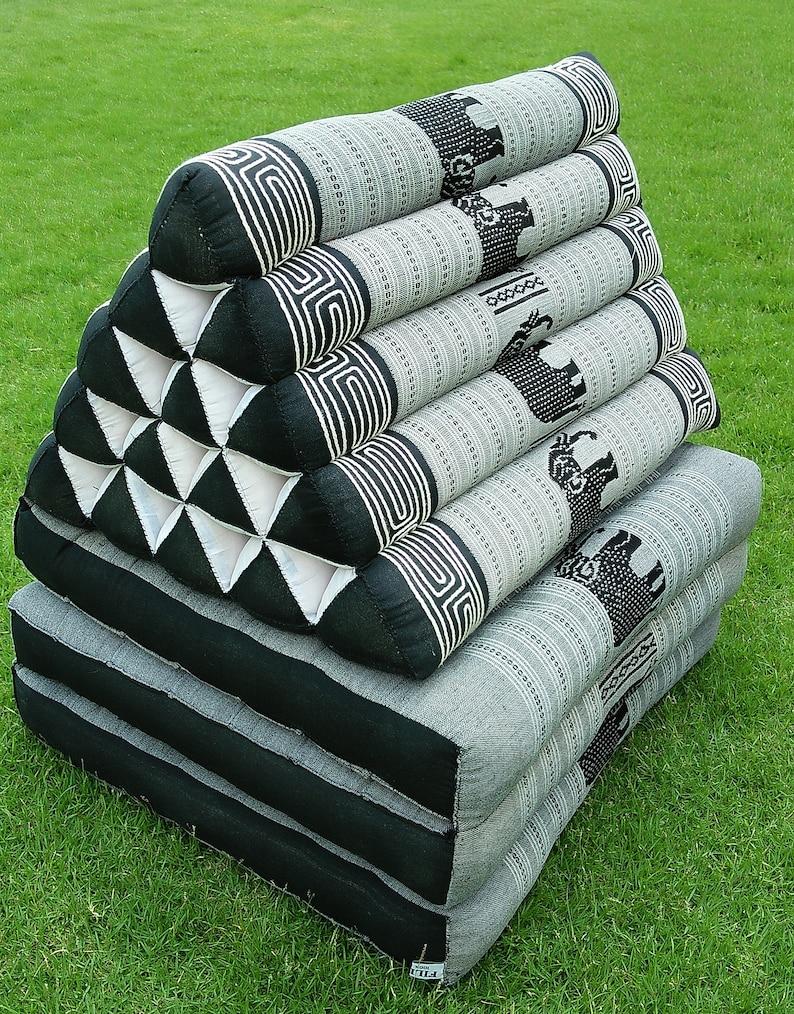 Thai Roll Up Mattress Kapok100/%Cushion Flooring Camping 79.x 44 In