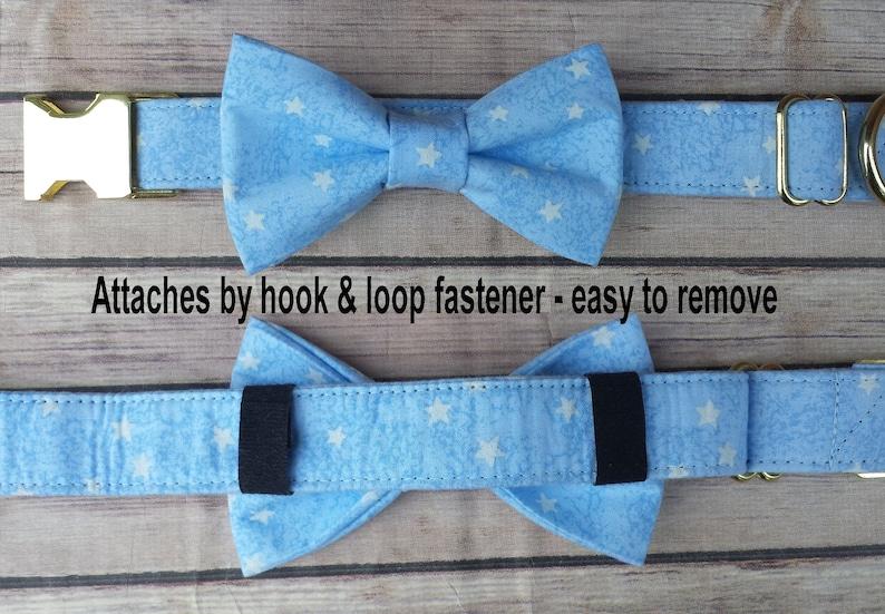 Cactus Bow Tie  Mustard Yellow Cat Bow Tie  Preppy Pet Bow Tie  Removable Collar Bow Tie Attachment  Dapper Dog Bow Tie  Boy Dog BowTie
