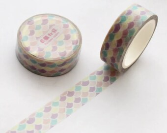 903dd6e077a5 Scalloped washi tape