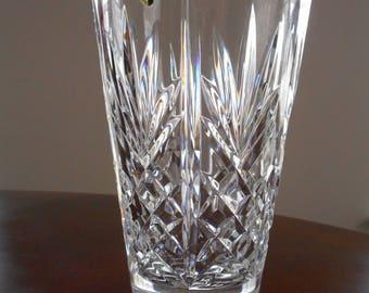 Waterford Crystal Lismore 8-inch Vase