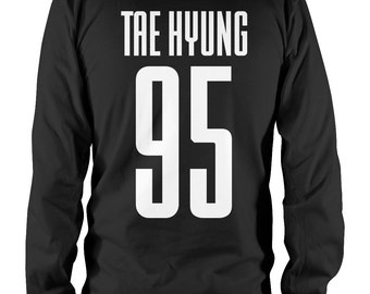 BTS Tae Hyung 95 SHIRT