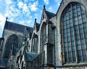 Gouda is more than Cheese! Architecture of Churches