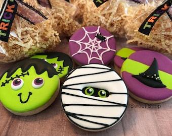 Halloween Cookies I
