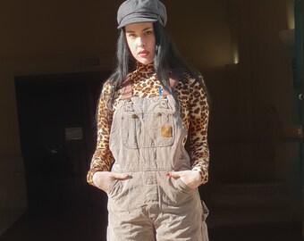 663d744ab1 Vintage dungarees overall Carhartt workwear Jeans 90s