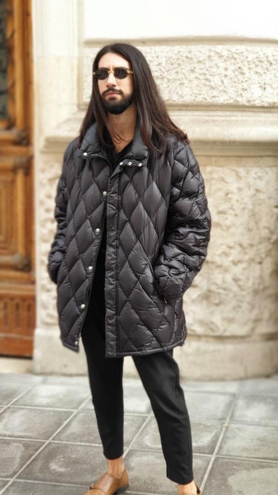 Vintage 90s puffer jacket Moncler