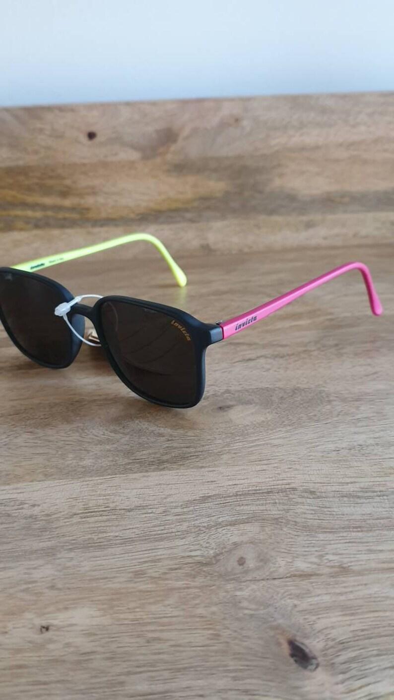 Invicta 011 s vintage sunglasses 90s deadstock