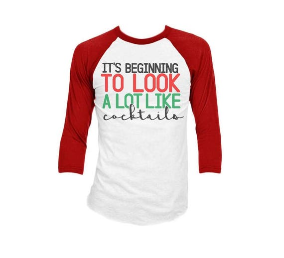 3dc5fdbe funny christmas shirt adult christmas shirt it's beginning | Etsy