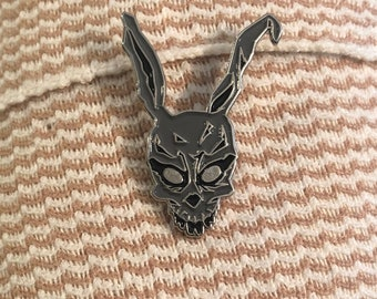 Frank the Rabbit Donnie Darko Hat Pin