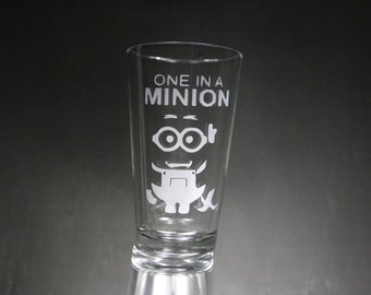 one in a minion etsy