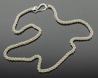 Handmade Jens Pind Chainmaille Necklace