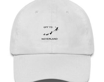 c2502215c1a Peter Pan Inspired Neverland Disney Dad Hat