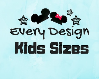 Kids Disney Shirts, Kids Vacation Shirt, Disney Kids Outfit, Any Design on a Youth Unisex t-shirt. Disney Family tee