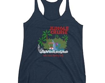 Jungle Cruise Tank Top, Disney Vacation, Disney Family Shirt, Disney Tank Top, Walt Disney World, Disney Attractions, Adventureland