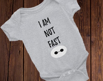 Baymax Baby Onesie for the Disney Baby, Big Hero Six Disney Baby Outfit, Disney Family Baby Gifts