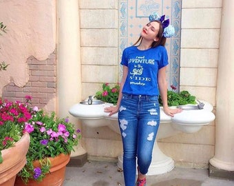 Beauty and the Beast, Disney Tshirt, Adventure Shirt, Belle Shirt, Disney Tee, Travel Shirt, Disney Womens Shirt