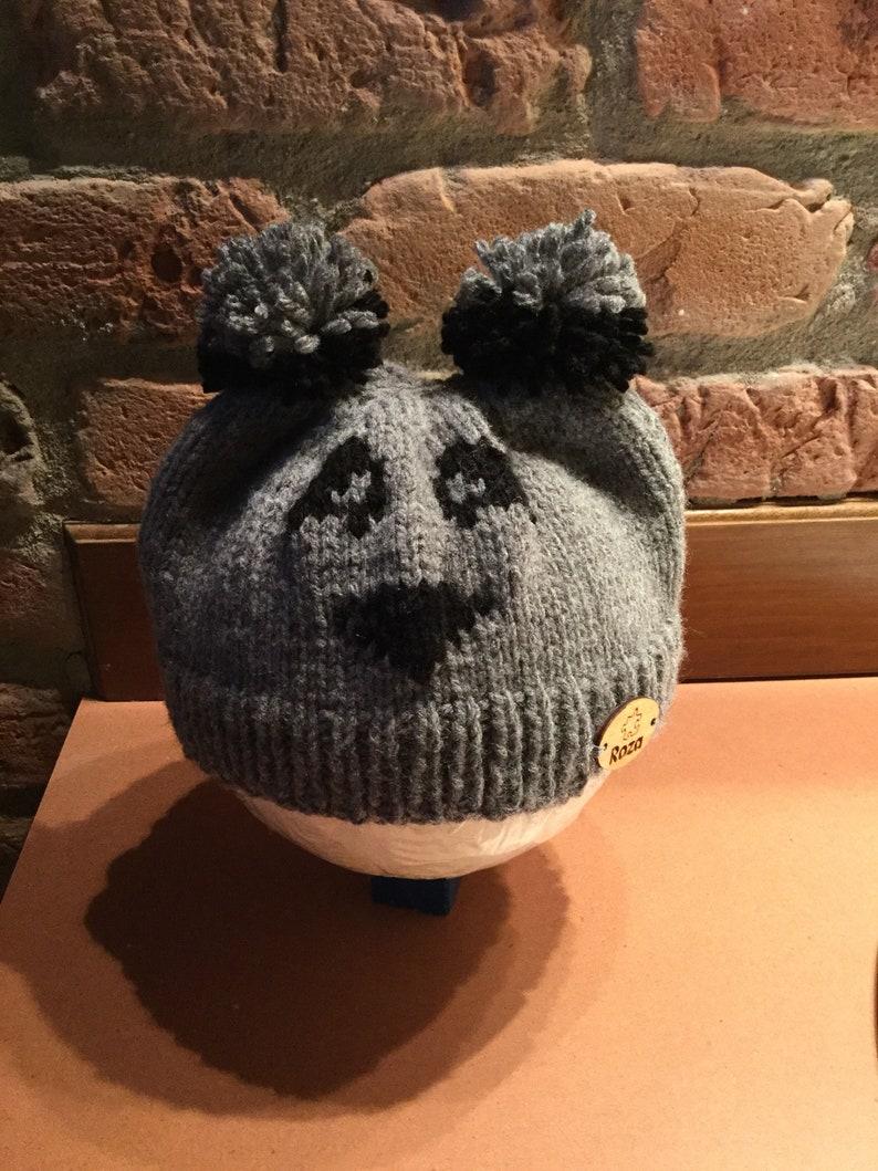 9cc5c8fc3439f Ready to ship Hat wool kids kids wool Beanie bear child bear
