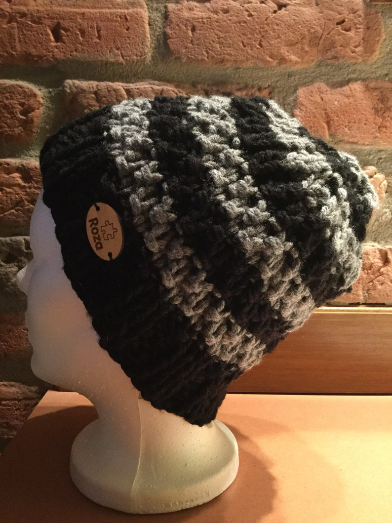 df4f464f5ea Hat wool hat in wool beanie knit hat ponytail ponytail