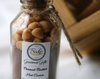 Peanut Butter Hot Cocoa Mix