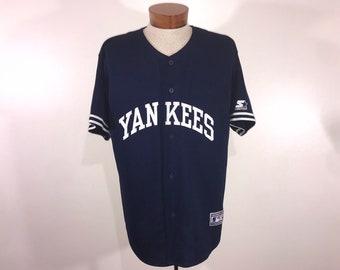 a0de892e2f3 Vintage New York Yankees Starter Jersey