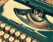 Brosette - 1957 - Vintage portable german typewriter
