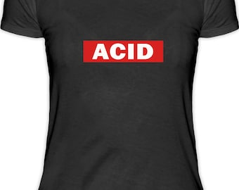Acid-Electro Music women's T-shirt