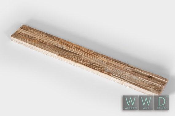 Parete in legno spazzolato pannello piastrelle d epoca vintage etsy