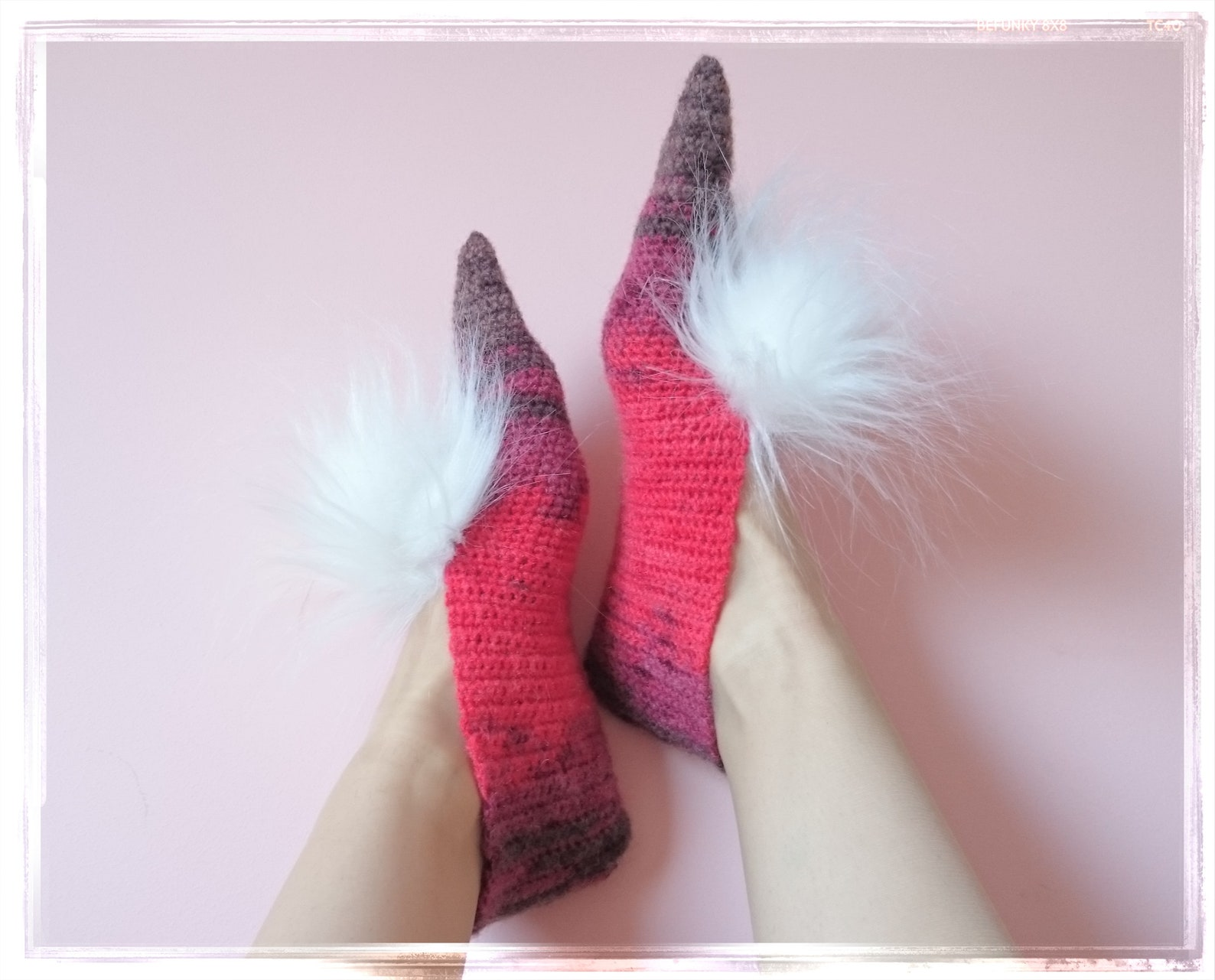pointed toe slippers, pom pom slippers, witches slippers, slippers, women's slipers, witch mules ballet flats, halloween sli